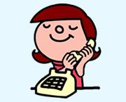 お電話で事前打ち合わせ